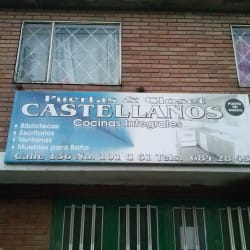Puertas & Closet Castellanos en Bogotá