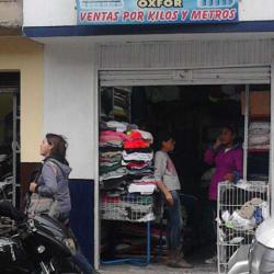 Textiles Johanna en Bogotá