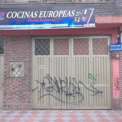 Cocinas Europeas en Bogotá