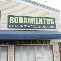 Rodamientos Comercializadora DS en Bogotá