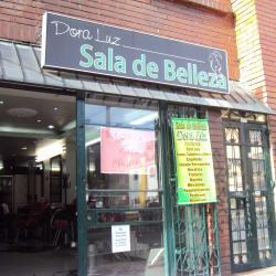 Sala de Belleza Dora Luz en Bogotá