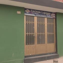 Cocinas Lujosan del Sur en Bogotá