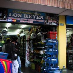 Supermercado Los Reyes en Bogotá