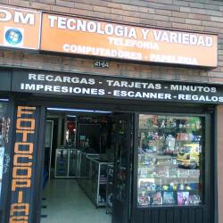 Tecnología y Variedad en Bogotá