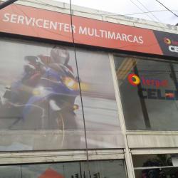 Servicenter Multimarcas en Bogotá