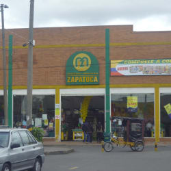 Supermercado Zapatoca Carrera 77 con 8A en Bogotá
