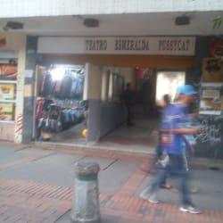Teatro Esmeralda Pussycat en Bogotá
