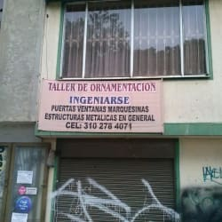 Taller de Ornamentación Ingeniarse en Bogotá