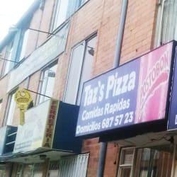 Taz's Pizza en Bogotá