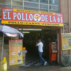 El Pollo De La 63 en Bogotá