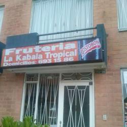 Frutería La Kabala Tropical en Bogotá