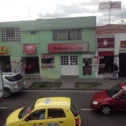Dulces Fiestas en Bogotá