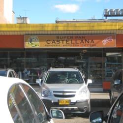 Superpan Castellana en Bogotá