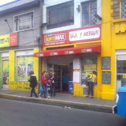 Supermercado Siga y Merque Aliado Surtimax en Bogotá