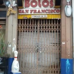 Bolera San Francisco en Bogotá