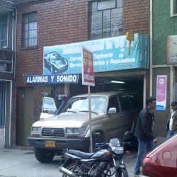 Autoservicio la 63  en Bogotá