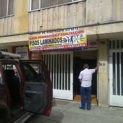 Alfombras y Cortinas El Dorado en Bogotá