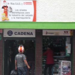 Cremalleras Yidi en Bogotá