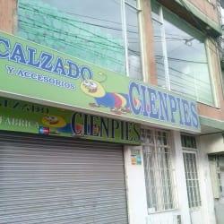 Calzado y Accesorios Cienpies en Bogotá
