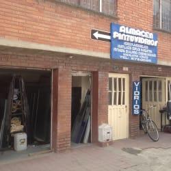 Almacén Pintuvidrios en Bogotá