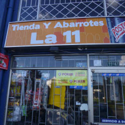 Tienda y Abarrotes La 11 en Bogotá