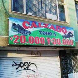 Calzado Todo A $20.000 Y $30.000 en Bogotá