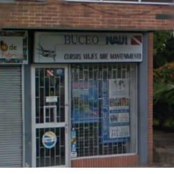 Buceo N.A.U.I. Internacional en Bogotá