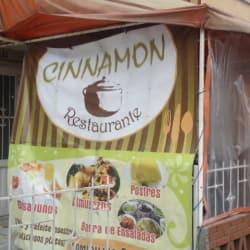 Cinnamon Restaurante en Bogotá