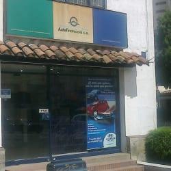 Autofinanciera S.A. en Bogotá