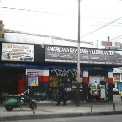 Americana De Frenos y Lubricantes en Bogotá