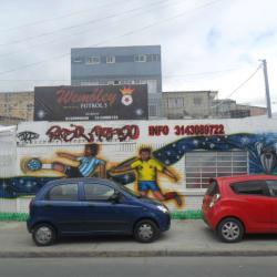 Wembley Futbol 5 en Bogotá
