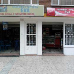 Cigarrería y Papelería Eva en Bogotá