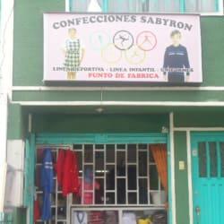 Confecciones Sabyron en Bogotá
