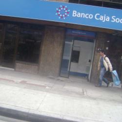 Banco Caja Social BCSC Santa Isabel 2 en Bogotá