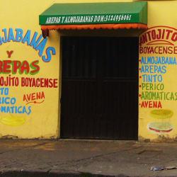 Almojábanas y Arepas El Antojito Boyacense en Bogotá