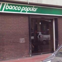 Banco Popular Siete de Agosto en Bogotá