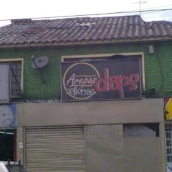 Arepas Rellenas Daps en Bogotá