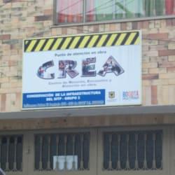 """Centro de Reunión, Encuentro y Atención en Obra """"CREA"""" del IDU  en Bogotá"""