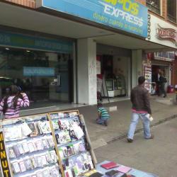 Anticipos Express Avenida Chile en Bogotá