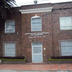 Asociación Colombiana de Diabetes - Teusaquillo en Bogotá