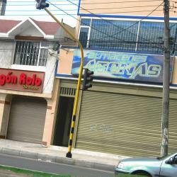 Almacenes Atenas en Bogotá
