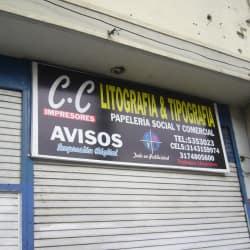 CC Impresores  en Bogotá