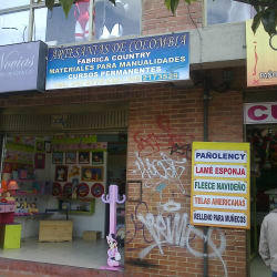 Artesanías de Colombia Calle 53  en Bogotá