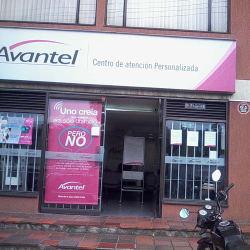Avantel Corferias en Bogotá