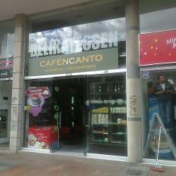Caféncanto en Bogotá