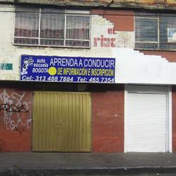 Auto Escuela Bogotá Carrera 91 en Bogotá