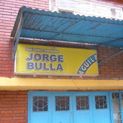 Tienda Jorge Bulla en Bogotá