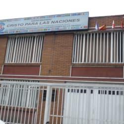 Iglesia Misionera Cristo para las Naciones en Bogotá
