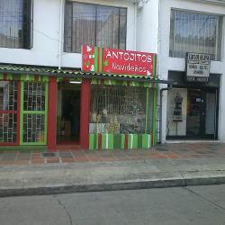 Antojitos Navideños en Bogotá