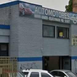 Automotores en Bogotá